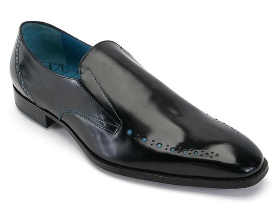 Concord Black & Turquoise