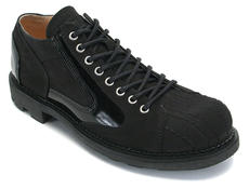 PV-1 Angel Black Nubuck & Patent