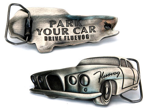 The 'Fluevog' Car Buckle