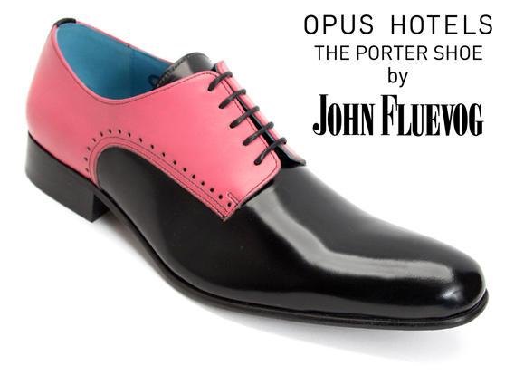 Opus Hotels: Porter Shoe