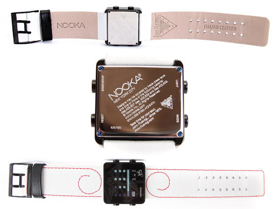 John Fluevog Special Edition NOOKA Watch
