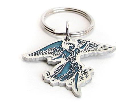 Classic Angel Keychain