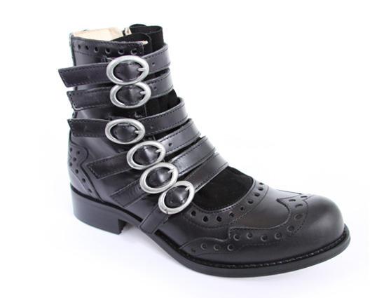 Alli Boot Black