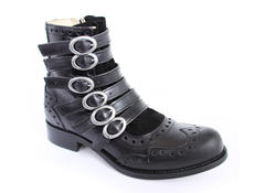 Alli Boot Black