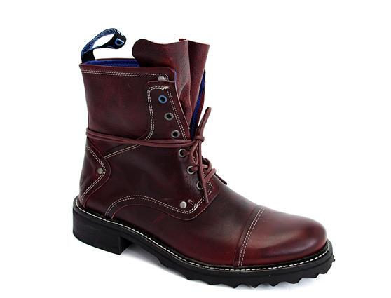 Warren Bowling Leather