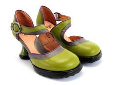 Vert Olive, Gris & Violet