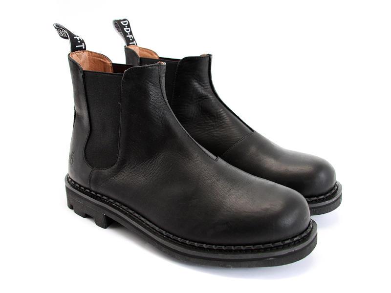 James Workboot Shoe Winter 4 Black Jesse kXiOZTPu