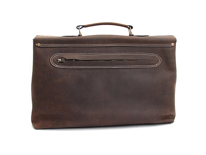 Heritage: Fitzgerald Two Pocket Bag