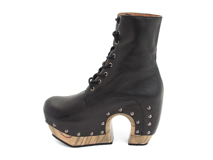 Rainbow Boot