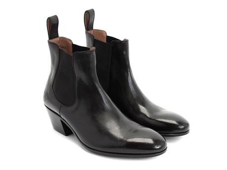 Cairo Black Classic chelsea boot