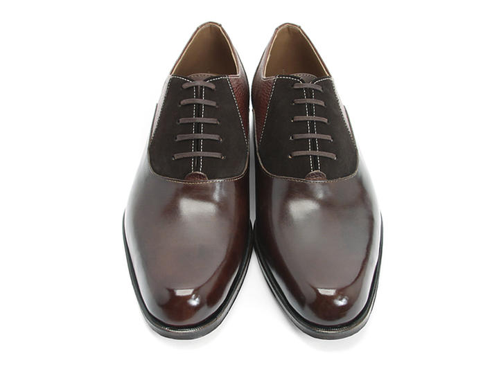 211 Carrall Street Brown Traditional oxfords