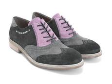 Grey & Lavender