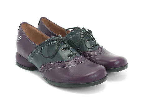 Purple & Navy