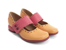 Orange & Pink