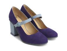 Violet & bleu