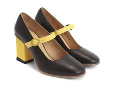 Noir & jaune