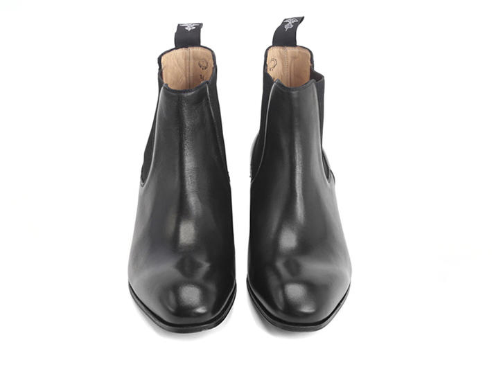 Cairo 2.0 Black Classic chelsea boot