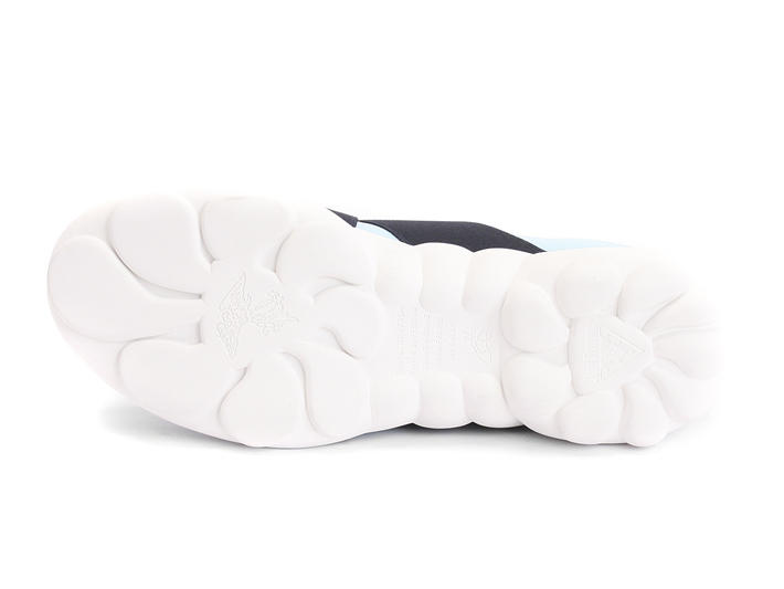 Spyro Blue Slip-on sneaker