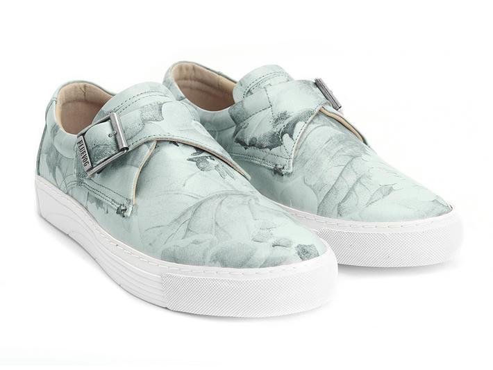 Monkee Floral Monkstrap sneaker