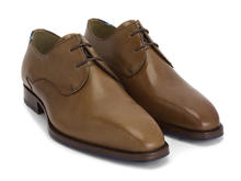 High Rollah Brown Classic dress shoe