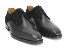 High Rollah Black Classic dress shoe