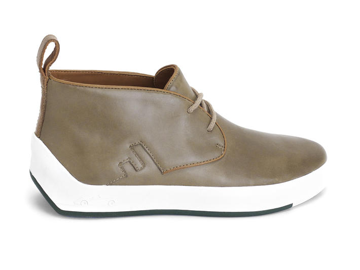 Type 3 Tan Sporty chukka sneaker