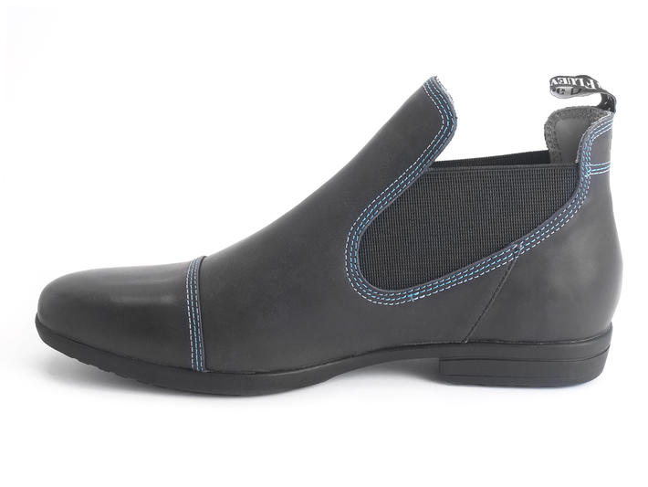 Joshua Black Low chelsea boot
