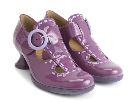 Purple patent