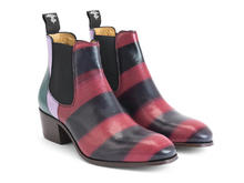 Cairo 2.0 Striped Classic chelsea boot