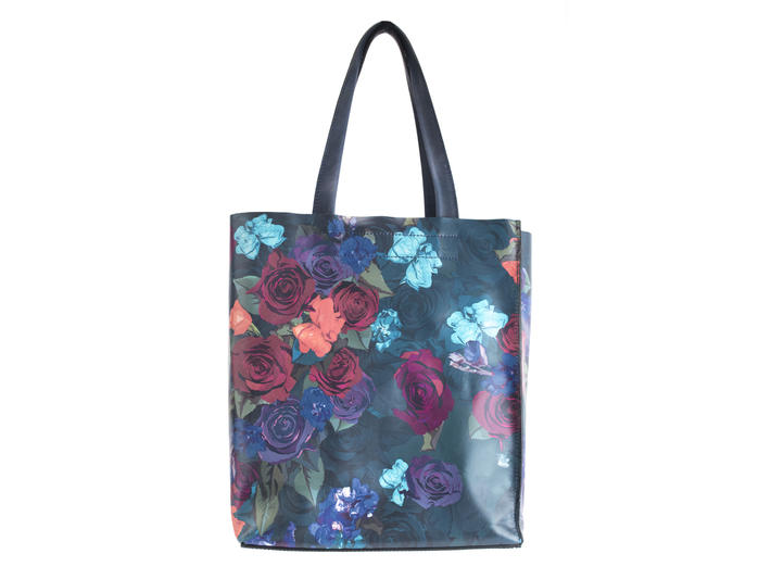 Adelia Floral Modern tote