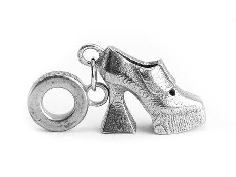 Munster Shoe Charm