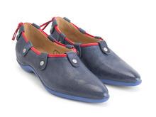 Vigor Blue Slip-on shoe