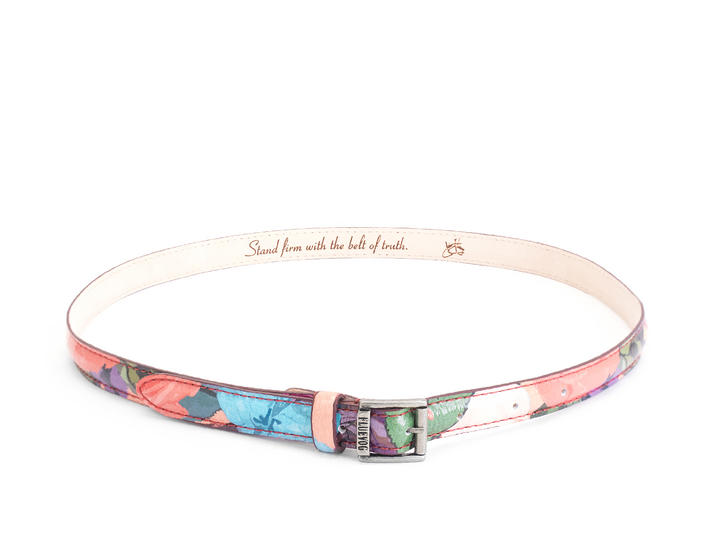 Guinevere Floral Floral waist belt