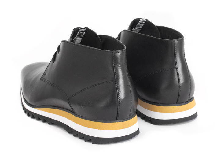 Ben Black Chukka sneaker boot