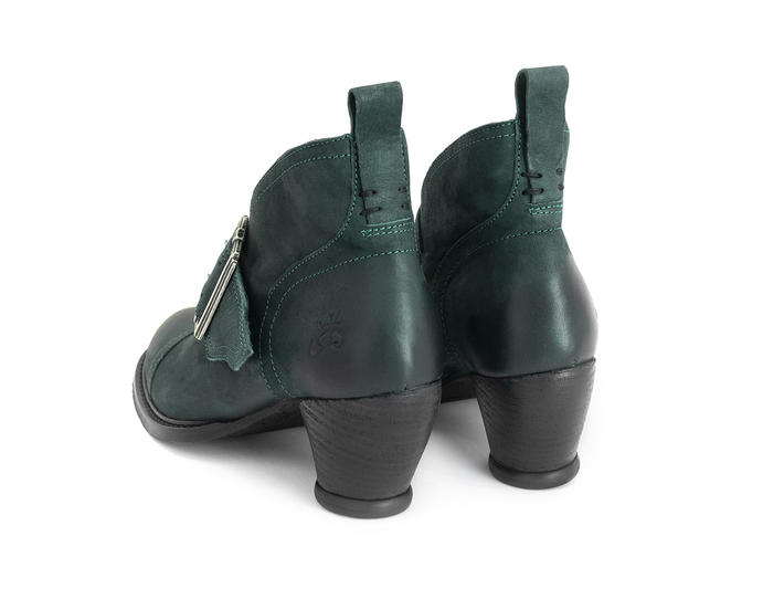 Porter Peacock Buckled ankle boot