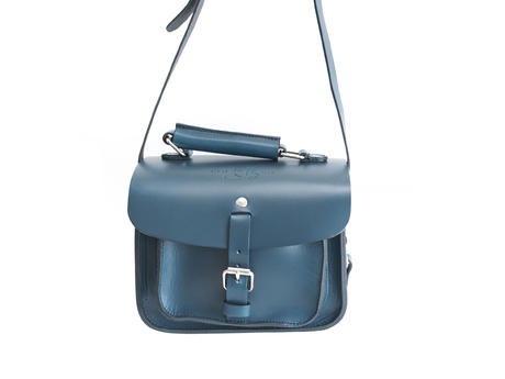 Stephanie Bag Blue Camera Style Bag
