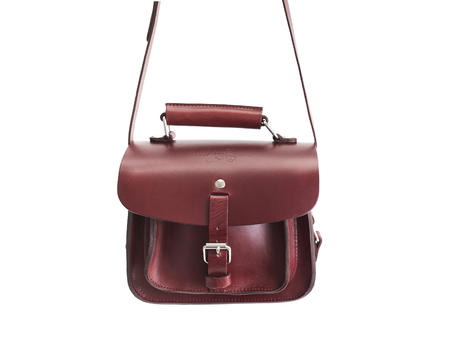 Stephanie Bag Red Camera Style Bag