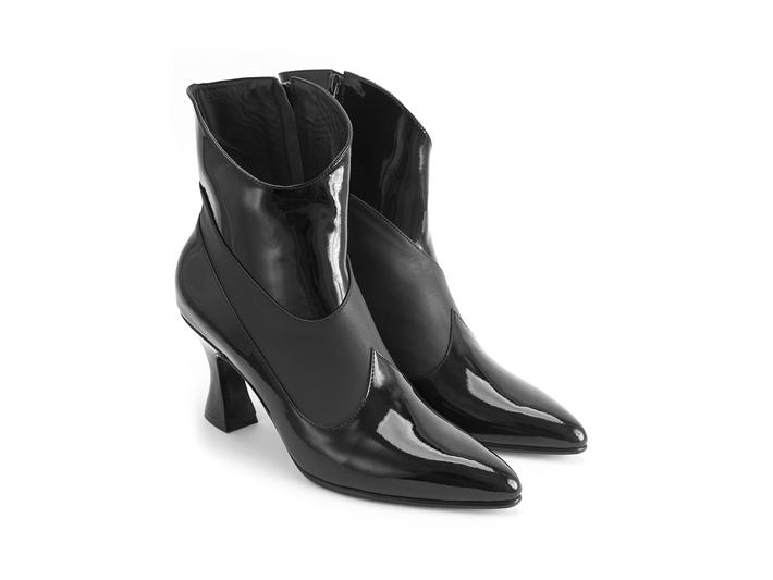 Liv Black Sexy ankle boot