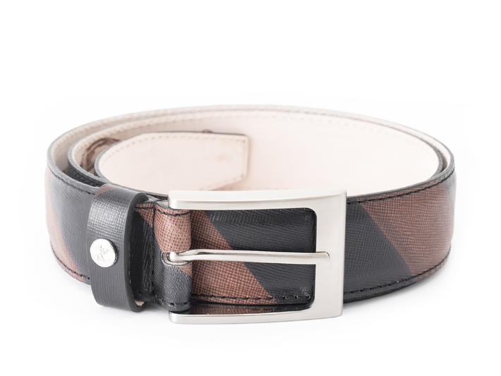 Anselet Striped Striped belt