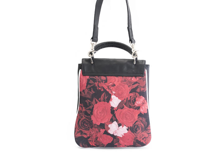 Saturna bag Floral Crossbody tote bag