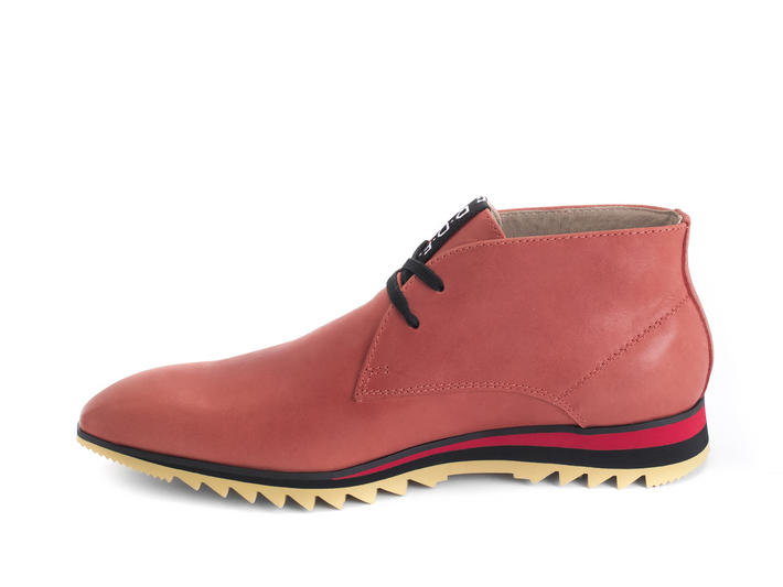 Ben Red Chukka sneaker boot