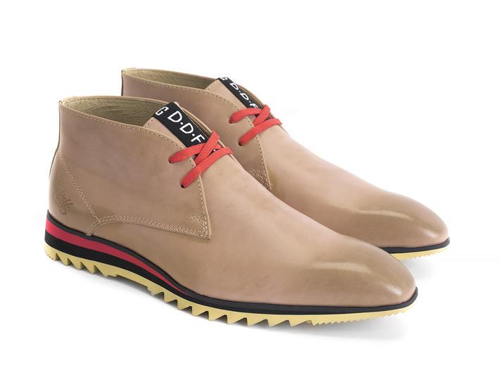 Ben Tan Chukka sneaker boot