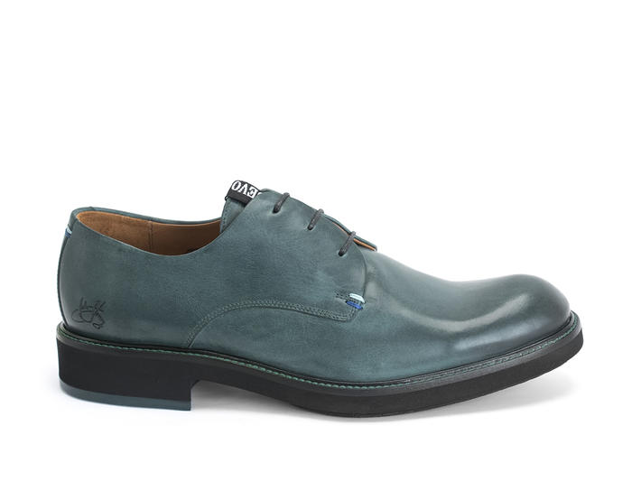Margetts Green Lightweight derby shoe