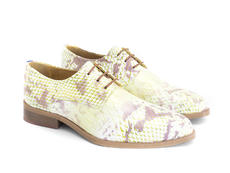 Ace Face Snake Simple derby lace-up