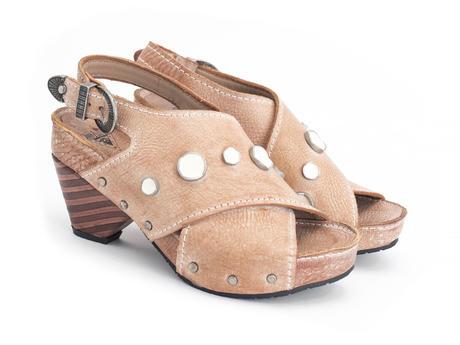 Sarah Natural Slingback sandal