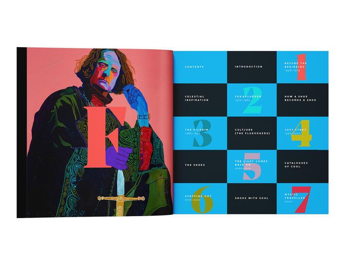 Fluevog Deluxe Special Edition by John Fluevog