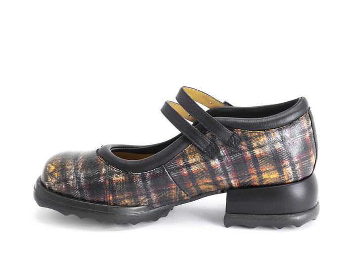 Aimee Plaid Charles IX robuste