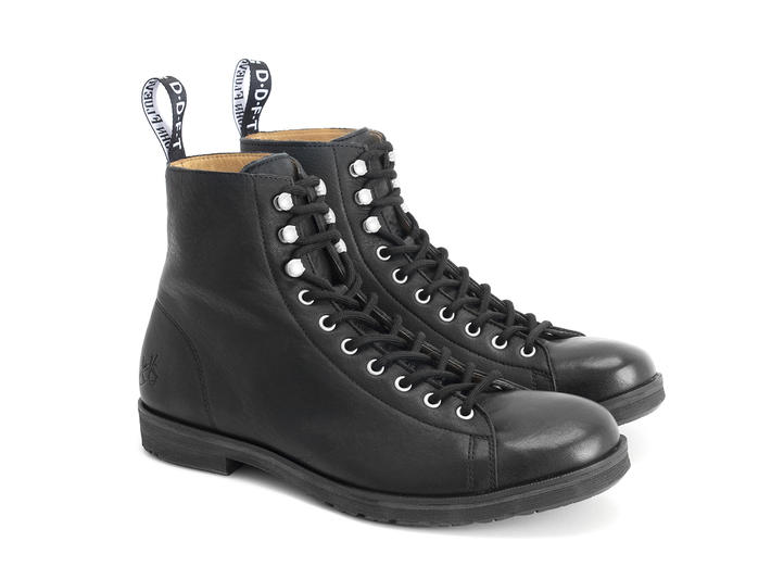 Phil Black Modern lace-up boot