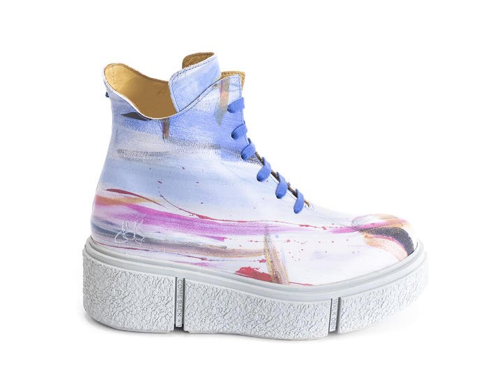 Mothership: Women's George Clinton George Clinton boot