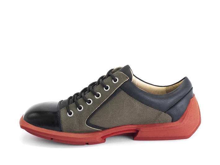 Will Army Padded gibson shoe